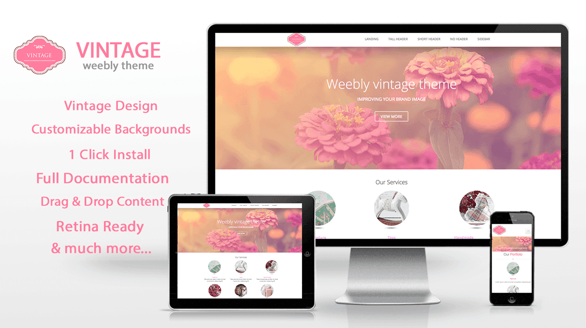 Weebly templates weebly themes weebly skins for Weebly pro templates