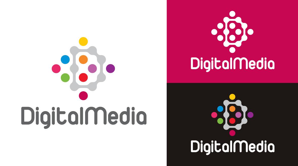 digital - media logo