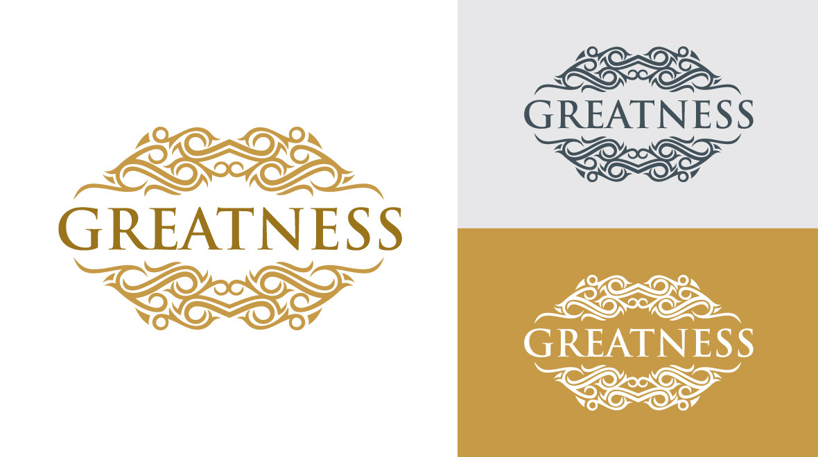 Greatness - Logo - Logos u0026 Graphics