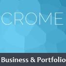 Crome - powerful WordPress Business Theme