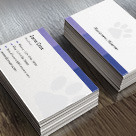 Critter Care Business Cards