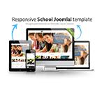 LT School - Responsive School Joomla! template
