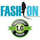 Fashion Prestashop Theme Responsive