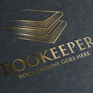 Book Keeper Logo