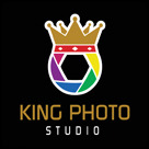King Photo Studio Logo