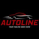 Autoline Logo Template