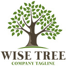 Wise Tree Logo