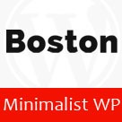 Boston – WordPress Business &Portfolio Theme
