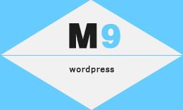 Mass9 - Responsive WordPress Portfolio Theme