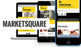 MarketSquare Drupal Theme
