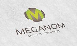 Meganom Logo