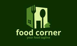 Food Corner Logo