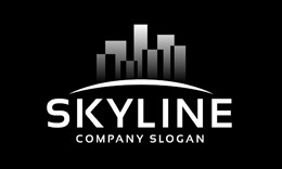 Skyline Logo Template