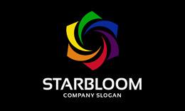 Starbloom Logo Template