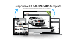 LT Salon Car – Responsive Salon Car Joomla! Template