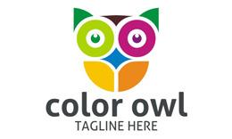 Color Owl Logo