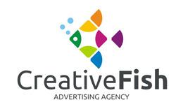 Creative Fish Logo