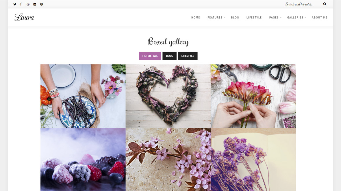 laura-responsive-feminine-wordpress-blog