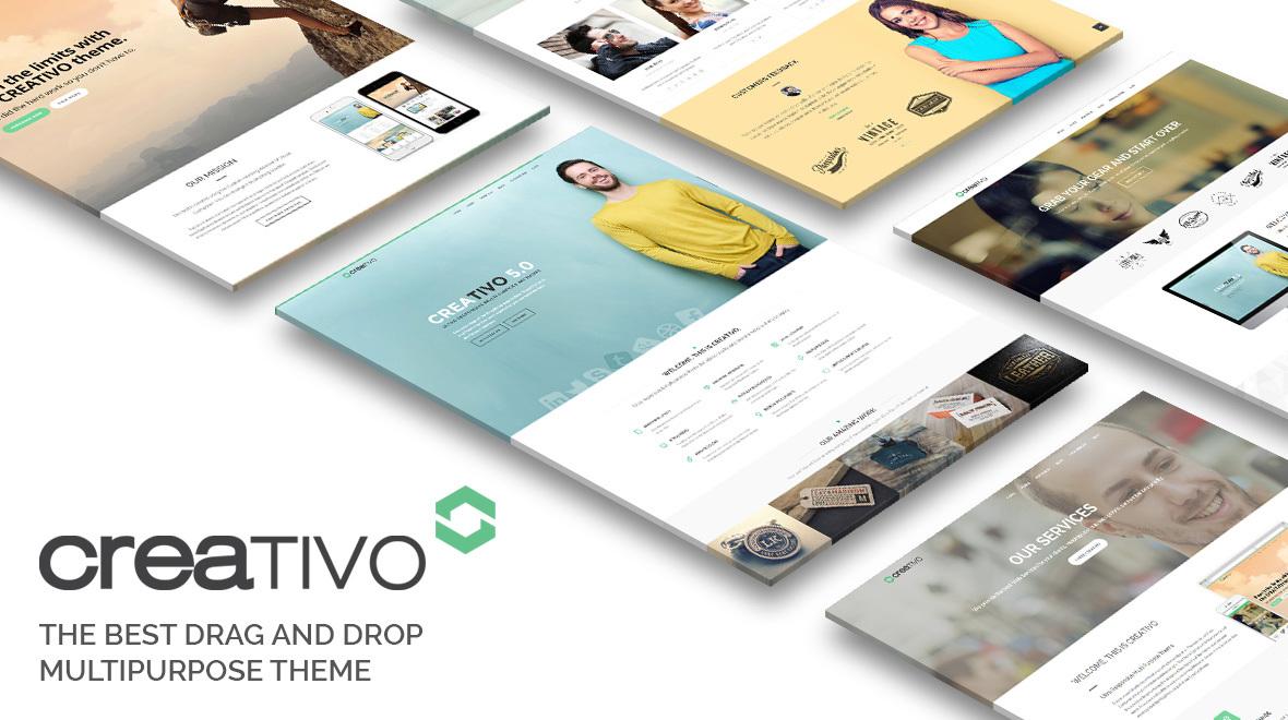 Creativo 5.0 – Ultra Responsive MultiPurpose WP Theme