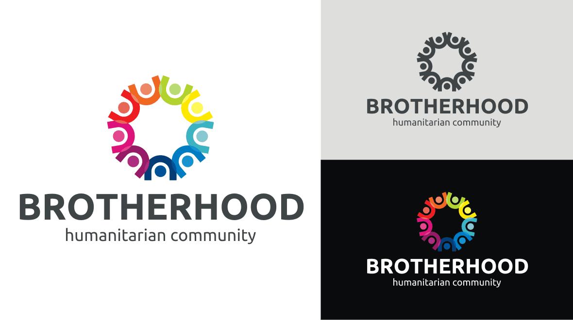 Brotherhood Logo Logos Amp Graphics