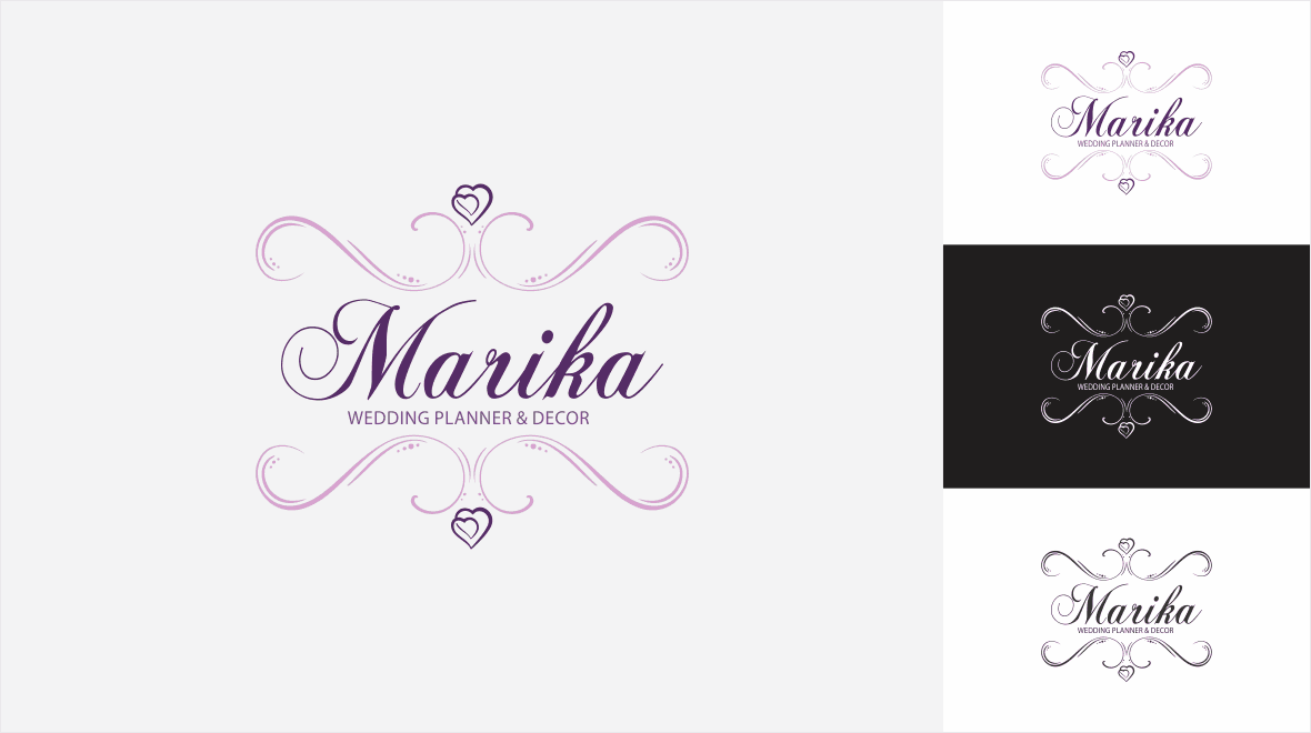 wedding - planner logo
