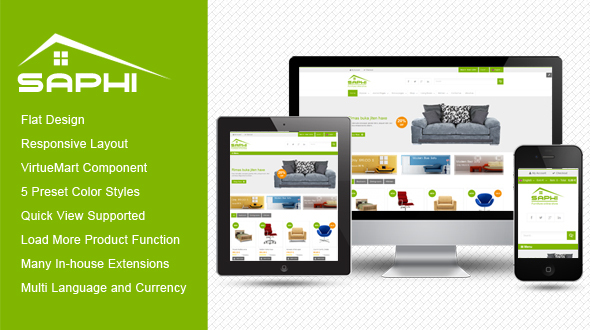 Joomla Luxury Templates Joomla Template