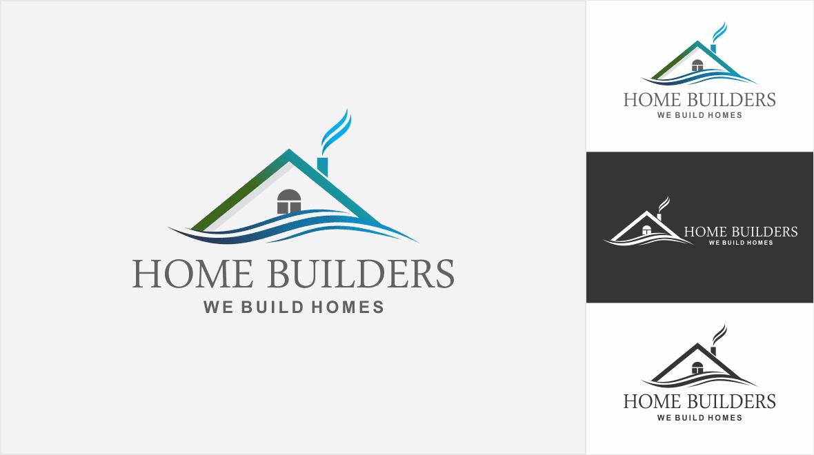 Home - Builders Logo V3 - Logos & Graphics