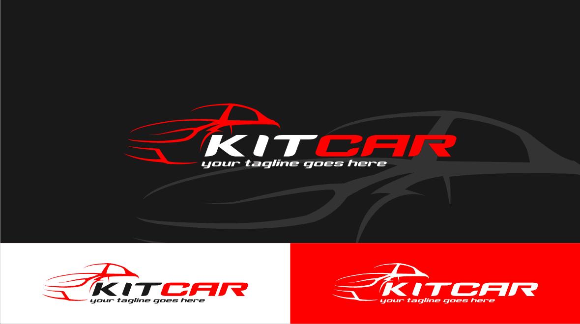 Kit - Car Logo Template - Logos & Graphics