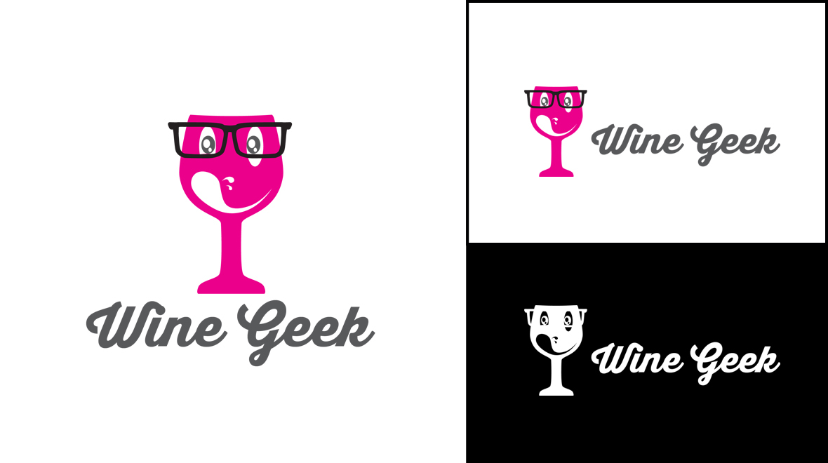Wine Geek logo