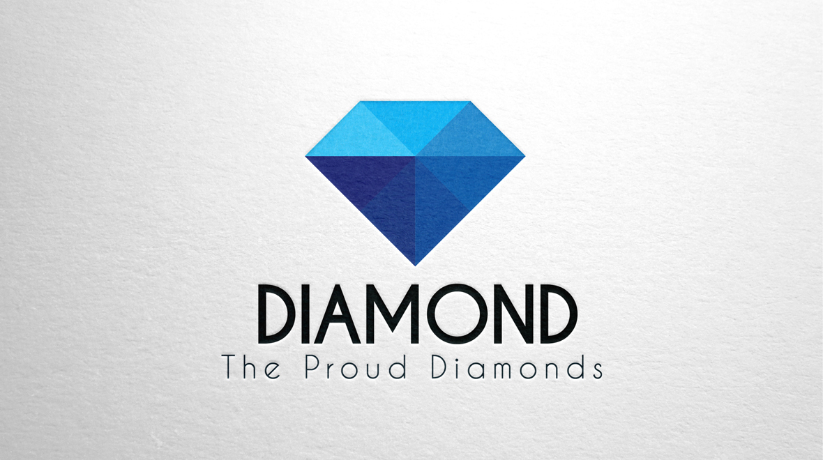 free diamond art vector icon royalty logo stylized stock with more