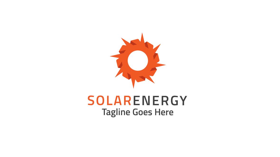 Solar Energy Logo Logos Amp Graphics