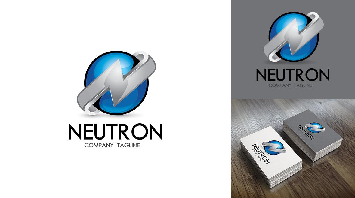 letter n 3d logo logos amp graphics