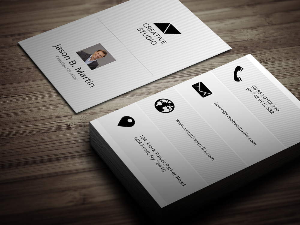 Creative - Industry Business Card - Logos & Graphics