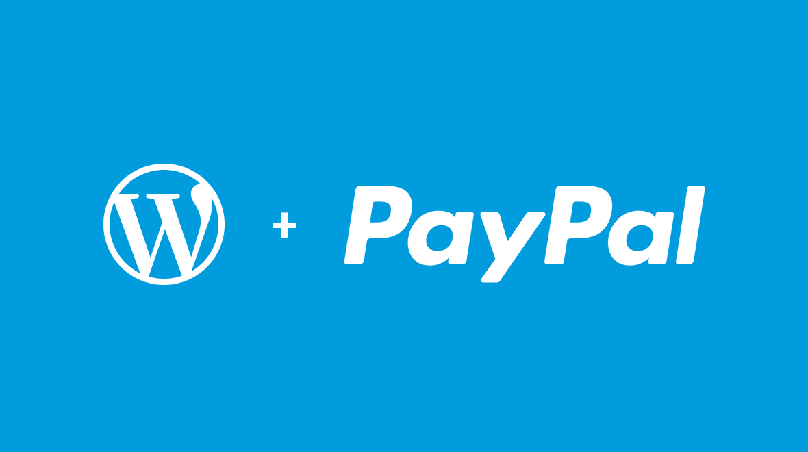 Integrate PayPal into my WordPress Site