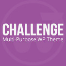 Challenge | Responsive Multi-Purpose WordPress Theme