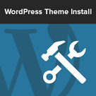 Install Your WordPress Theme