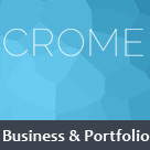 Crome - A Powerful WordPress Business Theme