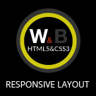 Multi Purpose Bootstrap Responsive HTML5 Template