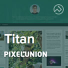 Titan Tumblr Theme