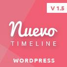 Nuevo - A Timeline for WordPress