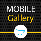 Mobile Gallery - Responsive OpenCart Theme