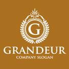 Grandeur Logo Template