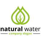 Natural Water Logo