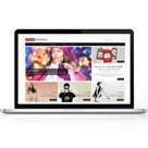 New Shopping Drupal Theme