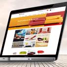 Responsive e-commerce jooomla template ZT Colias