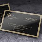 Corporate Textil Business Card