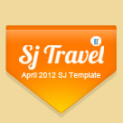 SJ Travel II - Responsive travel Joomla template with K2