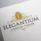 Elegantium Logo