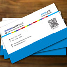 Sleek Business Cards