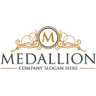 Medallion Logo Template